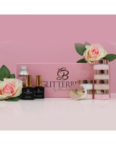 Glitterbels Acrylic Starter Kit