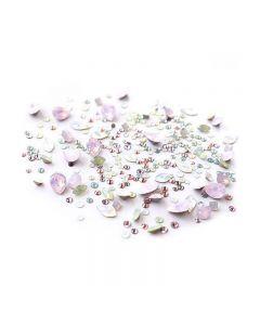 Swarovski Crystals for Nails Opal Stone Mix x 300