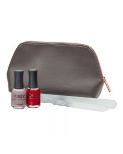 Orly Christmas Gift Classic Beauty Bag