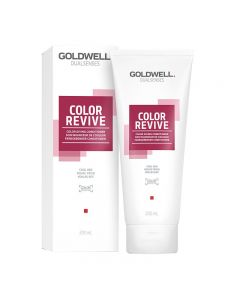 Goldwell Dualsenses Color Revive Conditioner Cool Red 200ml