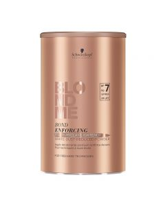 Schwarzkopf BLONDME Bond Enforcing Premium Clay Lightener 350g