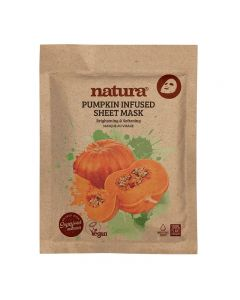 BeautyPro Natura Pumpkin Infused Sheet Mask