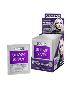 OSMO Super Silver No Yellow Shampoo 20ml Pack of 24