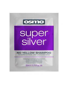 OSMO Super Silver No Yellow Shampoo Sachet 20ml