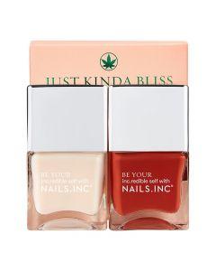 Nails Inc Just Kinda Bliss Duo Kit