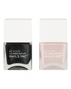 Nails Inc Super Sexy Strong Duo Kit