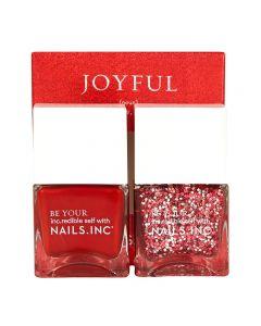 Nails Inc Joyful Duo Kit