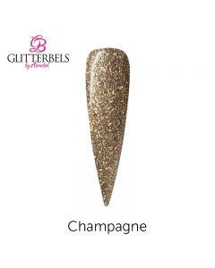 Glitterbels Pre Mixed Glitter Acrylic Powder 28g Champagne
