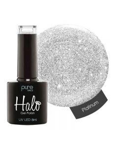 Halo Gel Polish Platinum 8ml