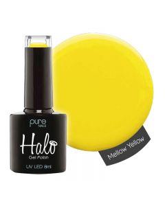 Halo Gel Polish Mellow Yellow 8ml