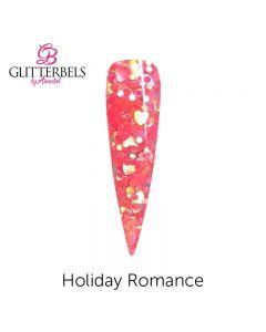 Glitterbels Pre Mixed Glitter Acrylic Powder 28g Holiday Romance