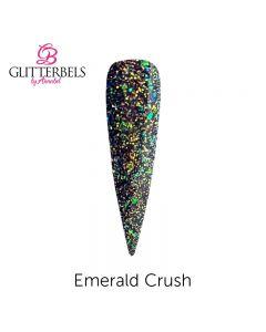 Glitterbels Pre Mixed Glitter Acrylic Powder 28g Emerald Crush