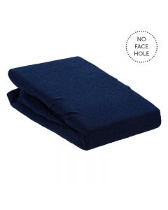 Aztec Classic Couch Cover without Face Hole Navy Blue