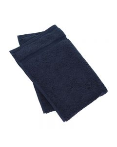 Luxury Boutique Navy Hand Towel 50 x 90cm