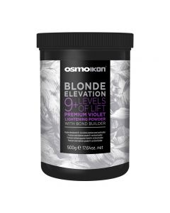 OSMO IKON Blonde Elevation Premium Lightening Powder with bond builder 500g