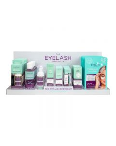 The Eyelash Emporium Full Aftercare Display (Includes Product)