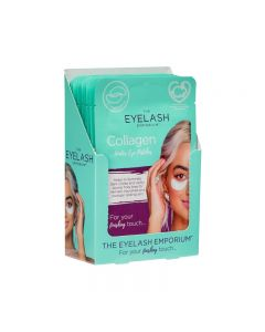 The Eyelash Emporium Subtitles Collagen Under Eye Masks 10 Pairs