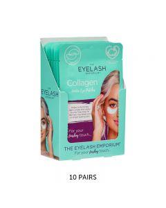 The Eyelash Emporium Subtitles Collagen Under Eye Masks 10 Pairs