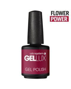 Gellux Bizzie Lizzie Flower Power Collection 15ml Gel Polish