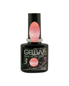 Gelluv Orchid The Primavera Collection 8ml Gel Polish