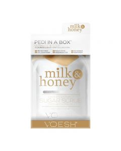 Voesh Pedi In A Box Ultimate 6 Step Milk & Honey