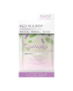 Voesh Pedi In A Box Ultimate 6 Step Sage Fulness