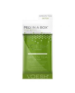 Voesh Pedi In A Box Basic 3 Step Green Tea