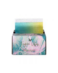 Framar Tropic Vibes Pop Up Foil Sheets x 500 (28cm x 13cm)