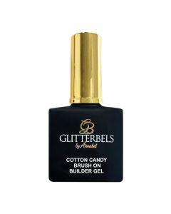 Glitterbels Brush On Builder Gel Cotton Candy 17ml