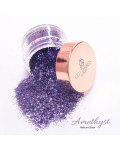 Glitterbels Loose Glitter 15g Amethyst Medium