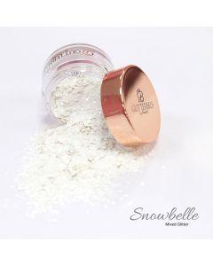 Glitterbels Loose Glitter 15g Snowbelle Mixed