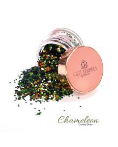 Glitterbels Loose Glitter 15g Chameleon Chunky