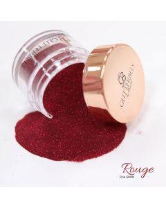 Glitterbels Loose Glitter 15g Rouge Fine