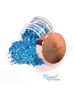 Glitterbels Loose Glitter 15g Royal Mixed
