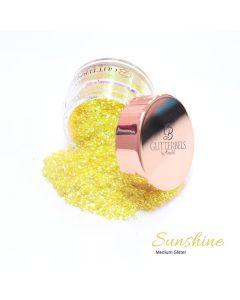 Glitterbels Loose Glitter 15g Sunshine Medium
