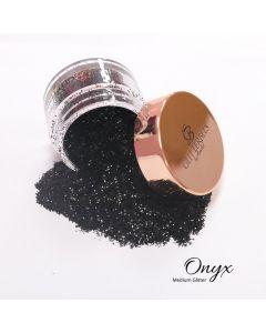 Glitterbels Loose Glitter 15g Onyx Medium