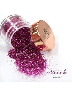 Glitterbels Loose Glitter 15g Attitude Medium