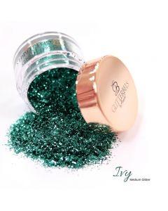 Glitterbels Loose Glitter 15g Ivy Medium