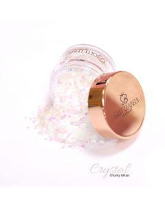 Glitterbels Loose Glitter 15g Crystal Chunky