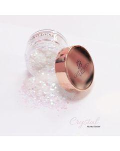 Glitterbels Loose Glitter 15g Crystal Mixed