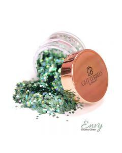 Glitterbels Loose Glitter 15g Envy Chunky
