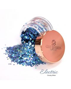 Glitterbels Loose Glitter 15g Electric Chunky
