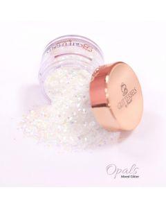 Glitterbels Loose Glitter 15g Opals Mixed