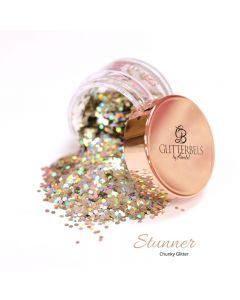 Glitterbels Loose Glitter 15g Stunner Chunky