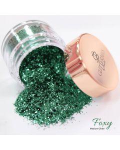 Glitterbels Loose Glitter 15g Foxy Medium