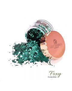Glitterbels Loose Glitter 15g Foxy Chunky