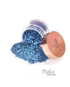 Glitterbels Loose Glitter 15g Polar Medium