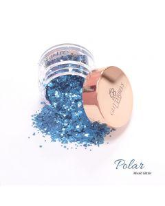 Glitterbels Loose Glitter 15g Polar Mixed
