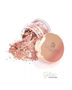 Glitterbels Loose Glitter 15g Glow Chunky