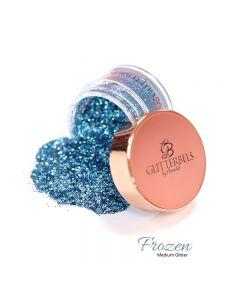 Glitterbels Loose Glitter 15g Frozen Medium